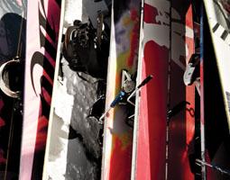 Sí és Snowboard zsákok